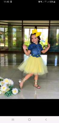 Young girls /kids fancy dresses image 1