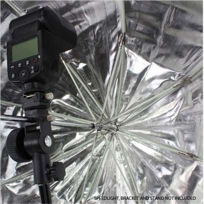 Godox 80cm Grid Umbrella Type Speedlight octagon softbox image 3