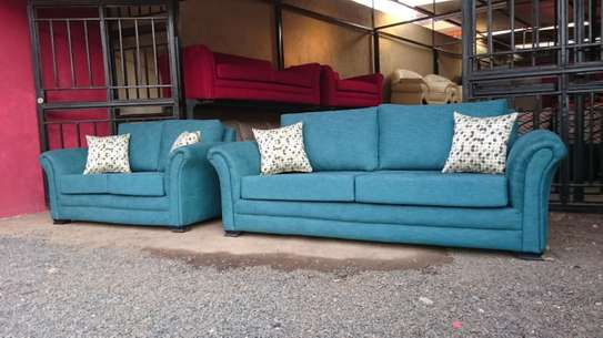 Blue 5 Seater