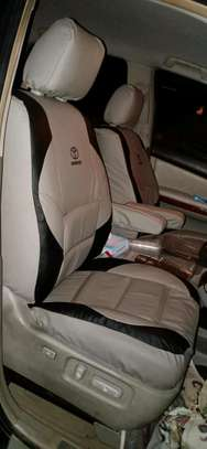 Well blended colours car seat covers image 4