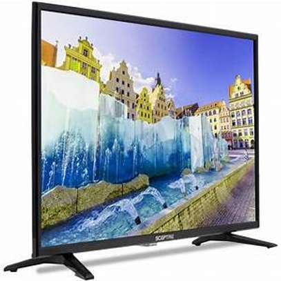 "Skyview 40"" - SMART LED TV - Black"