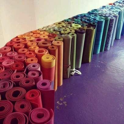 Decorative Yoga mats image 3
