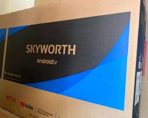 Skyworth 55 smart android tv image 2