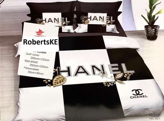 Chanel 6by6 duvet cover image 1