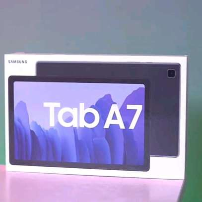Samsung Galaxy Tab A7 brand new and sealed in a shop image 1