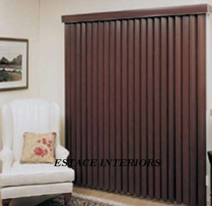 HIGH QUALITY VERTICAL BLINDS/OFFICE BLINDS image 2