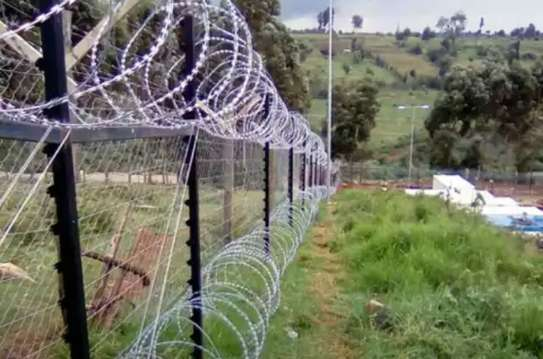 electric fence Installation in kenya & Razor wire supply and installation in Kenya,Electric Fence & Razor Wire Supply and Installation in kenya Materials services image 1