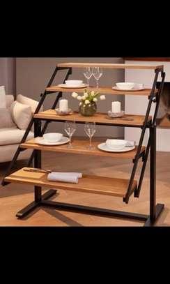Convertible Table into Shelve image 1