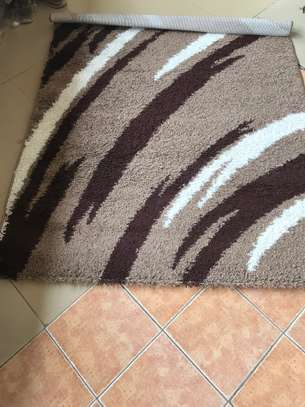 Turkish shaggy carpet 5*7