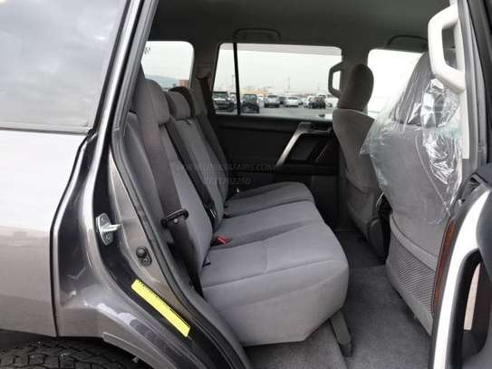 Toyota Land Cruiser Grey in Colour super deal image 4