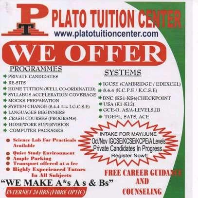 Plato tuition centre kileleshwa image 3