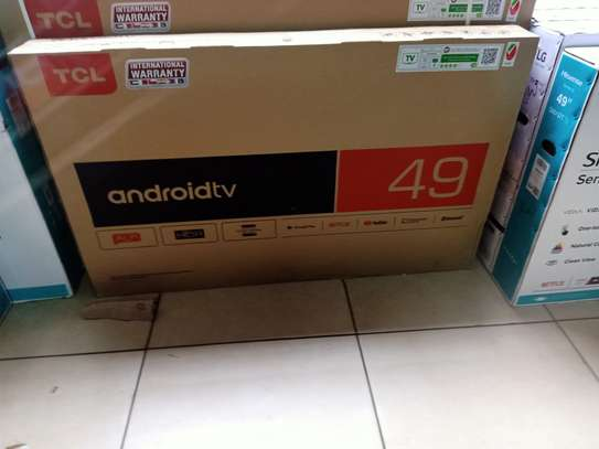 tcl 49 smart android tv image 1