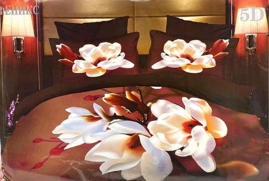 Woollen Floral Heavy Duty Duvet sets Bed comforters image 7