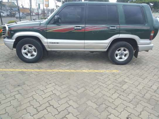 ISUZU TROOPER BIGHORN PETROL EX-UN YEAR 1998   MANUAL FOR SALE ‼️‼️‼️