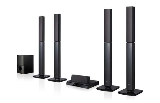 LHD655 5.1Ch. DVD Home Theater System
