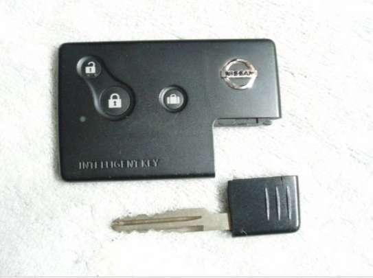 Nissan Smart key Repair