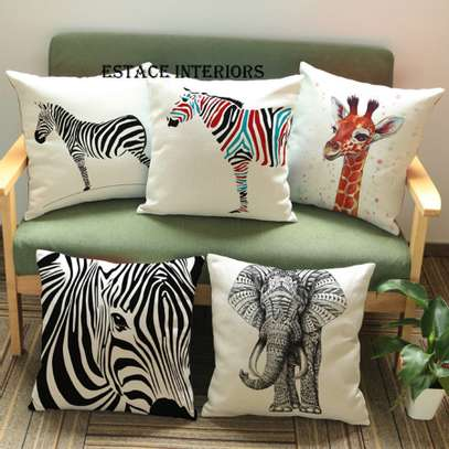 AFRICAN PRINT PILLOW CASES image 4