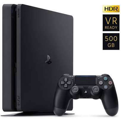 Sony PlayStation 4(PS4) Gaming Console 500GB image 1