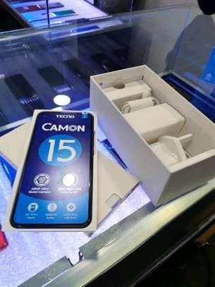 mobile phones tecno camon 15