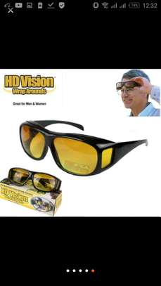 HD VISION NIGHT DRIVING GLASSES image 1