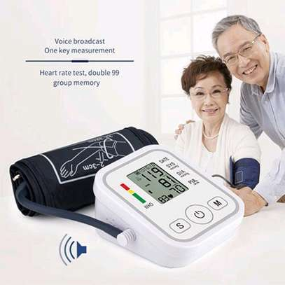 Armstyle blood pressure monitor image 1