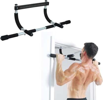 iron gym pull up bar image 1