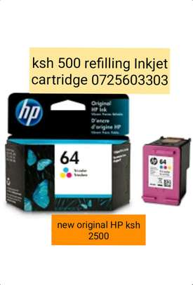 64 inkjet cartridge tri-colour N9J90AN