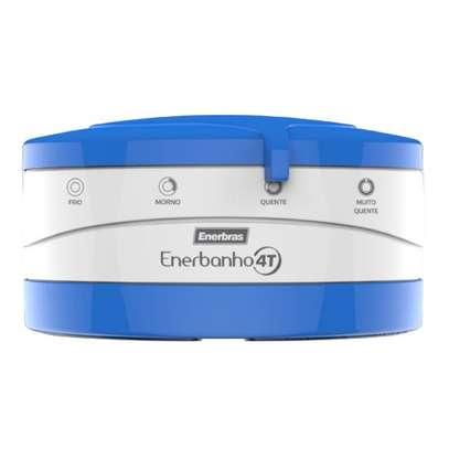 Enershower 4 Temp (4T) Instant Shower Heater - Blue image 1