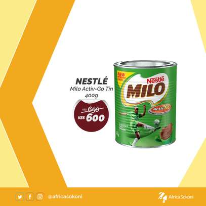 Nestle Milo 400g image 1