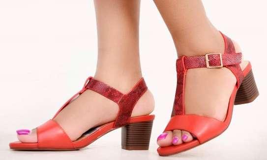 Chunky heels image 2