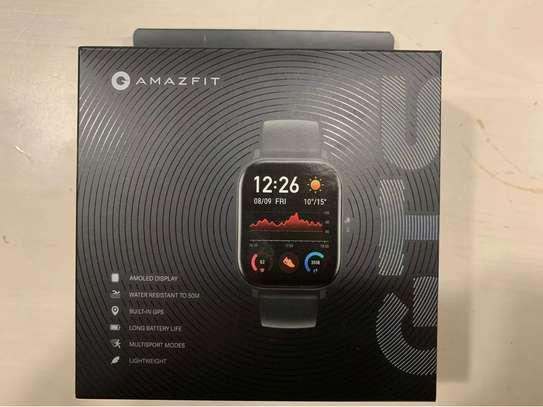 "Xiaomi Amazfit GTS 1.65"" Bluetooth GPS Smart Watch - New image 1"