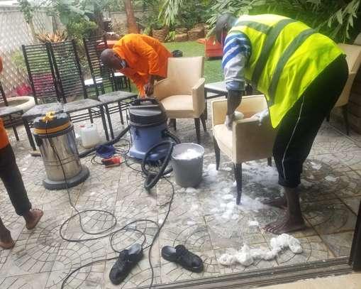 ELLA SOFA SET, CARPET & HOUSE CLEANING SERVICES IN IMARA DIAMA image 2