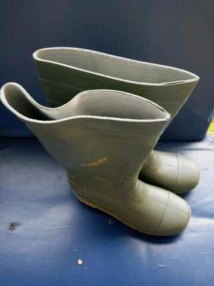 Delta Steel toe gumboots image 3