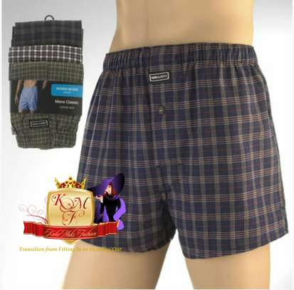 Mens Classic 3 PACK Boxer Shorts