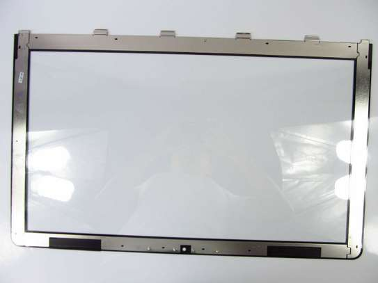 Apple iMac A1311 2010 2011 LCD Glass Front Screen Panel Replacement image 1