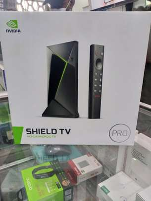 NVIDIA SHIELD Android TV Pro brand new and sealed in a shop image 1
