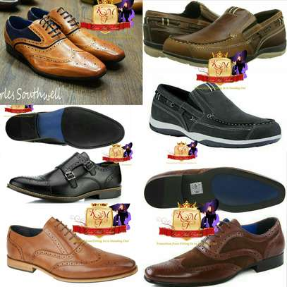 Men's Classic Shoes From UK.