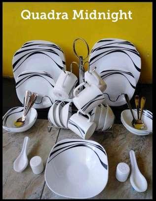 39pcs Quadra Dinner sets image 6