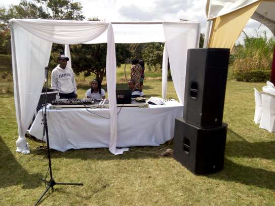 EVENTS SOUND SYSTEM FOR HIRE