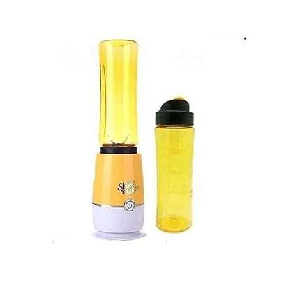 Shake N Take Go-Smoothie Juice Blender - Yellow image 1