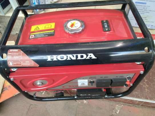 Honda generator 5kva . image 1