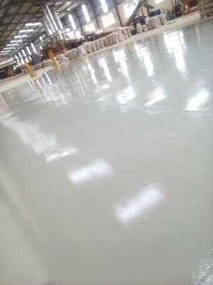 Epoxy flooring image 2