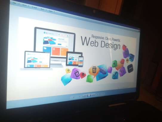 Offer!! Web Design- Hosting , Domain Name and ready website image 1