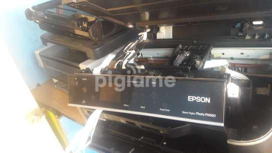 Spare parts and repairs/services for Epson printer Px660
