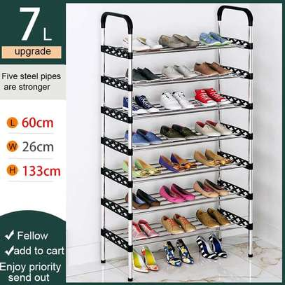 shoe rack 7 layers image 1