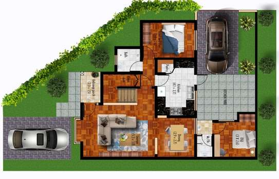 4 bedroom townhouse for sale in South C image 14
