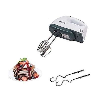 7 Speed Electric Hand mixer with bowl image 2