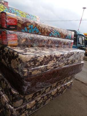 New Arrivals. Mattresses. HDQ. 8inch. Free Delivery image 2