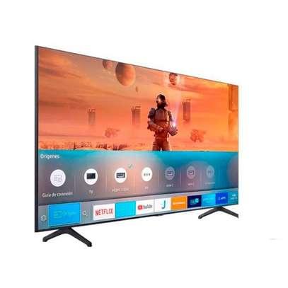 "New Boxed-Samsung 50TU7000 - 50"" Class Crystal UHD 4K Smart TV (2020) - Black image 1"