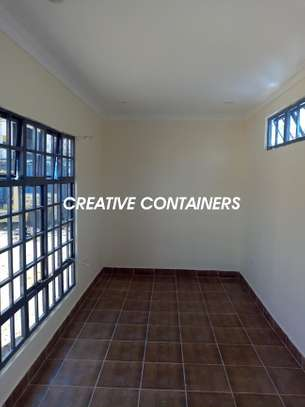 Fabricated Container Office image 5